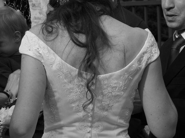 Le mariage de Eric et Anna à Vieux-Fumé, Calvados 15