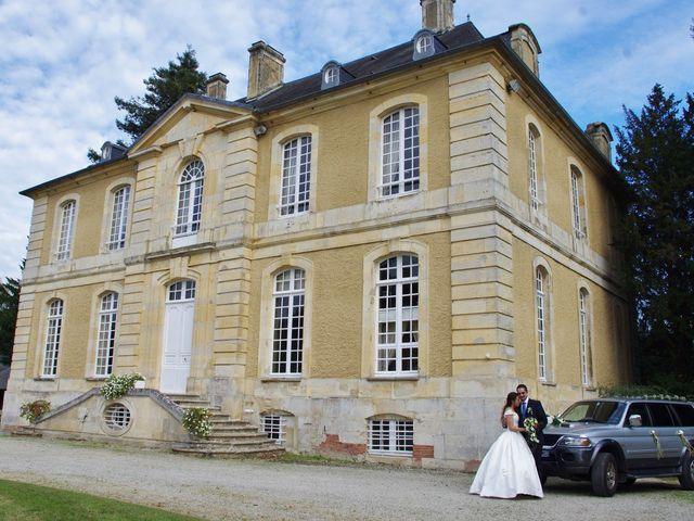 Le mariage de Eric et Anna à Vieux-Fumé, Calvados 16