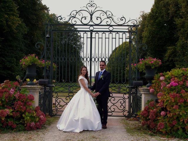 Le mariage de Eric et Anna à Vieux-Fumé, Calvados 17