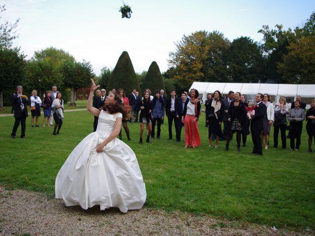 Le mariage de Eric et Anna à Vieux-Fumé, Calvados 19