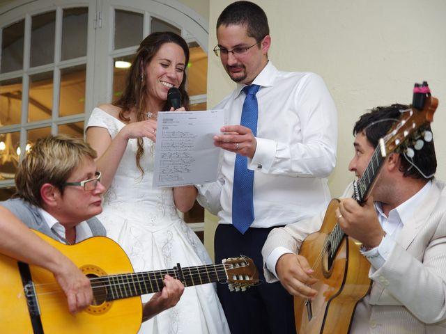 Le mariage de Eric et Anna à Vieux-Fumé, Calvados 27