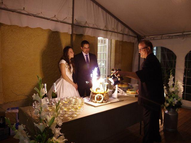 Le mariage de Eric et Anna à Vieux-Fumé, Calvados 28