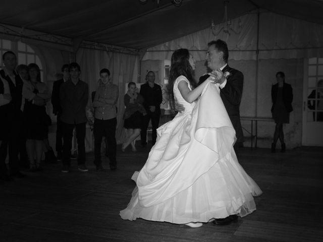 Le mariage de Eric et Anna à Vieux-Fumé, Calvados 30