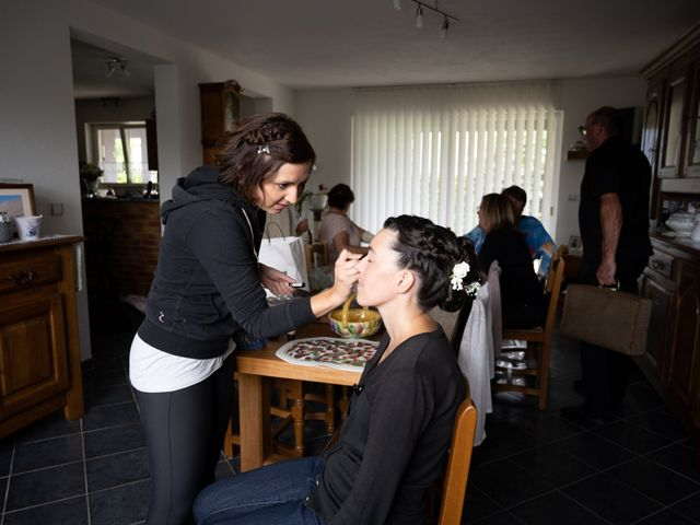 Le mariage de Rémi et Aurélie à Biesheim, Haut Rhin 9