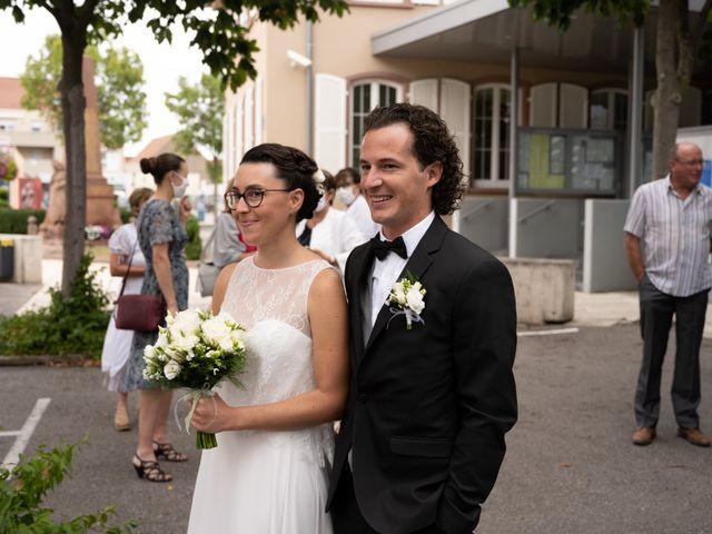 Le mariage de Rémi et Aurélie à Biesheim, Haut Rhin 16