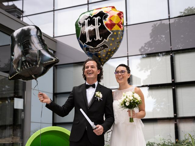 Le mariage de Rémi et Aurélie à Biesheim, Haut Rhin 22