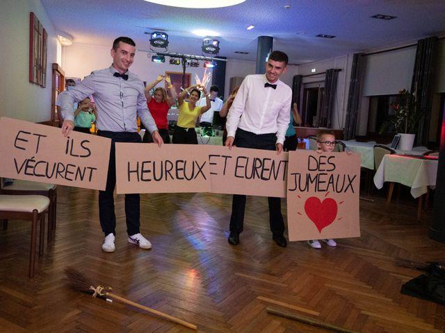 Le mariage de Rémi et Aurélie à Biesheim, Haut Rhin 46