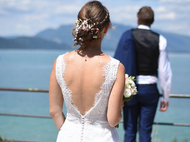 Le mariage de Jocelyn et Emilie à Aix-les-Bains, Savoie 6