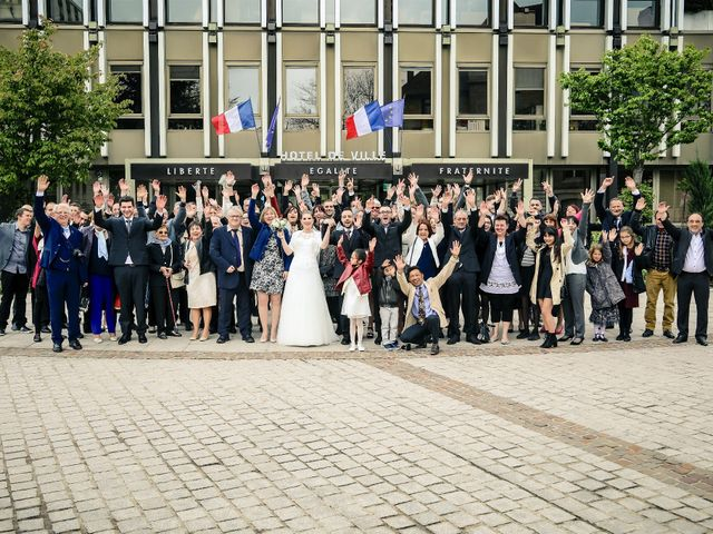 Le mariage de Christopher et Adeline à La Ville-du-Bois, Essonne 32