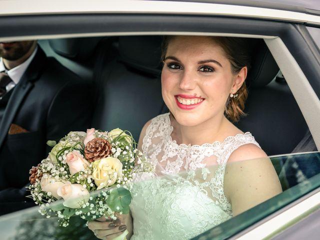 Le mariage de Christopher et Adeline à La Ville-du-Bois, Essonne 34