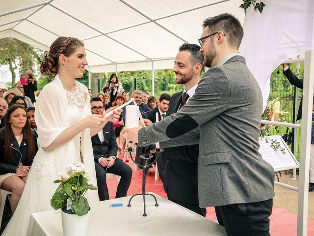 Le mariage de Christopher et Adeline à La Ville-du-Bois, Essonne 46