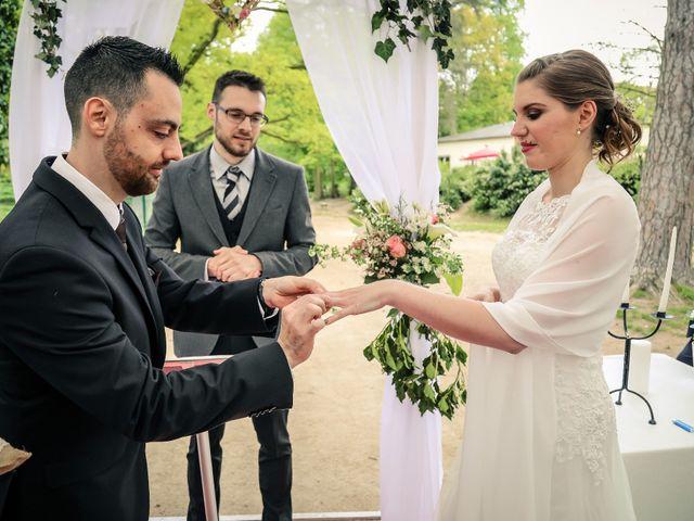 Le mariage de Christopher et Adeline à La Ville-du-Bois, Essonne 53