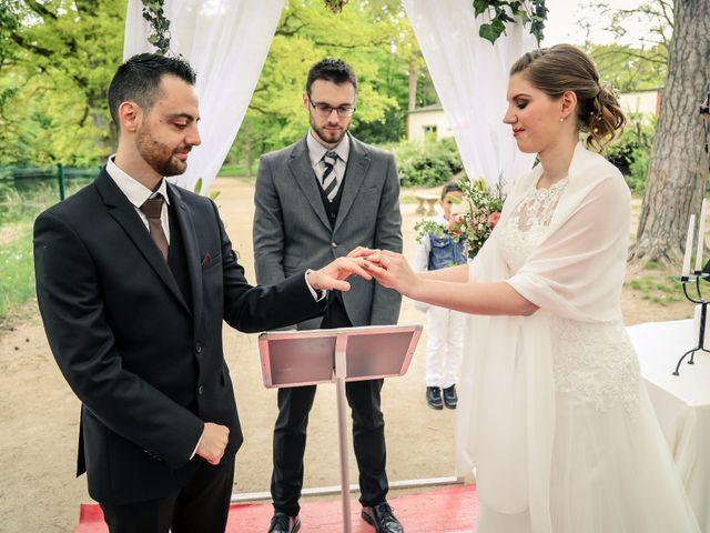Le mariage de Christopher et Adeline à La Ville-du-Bois, Essonne 55
