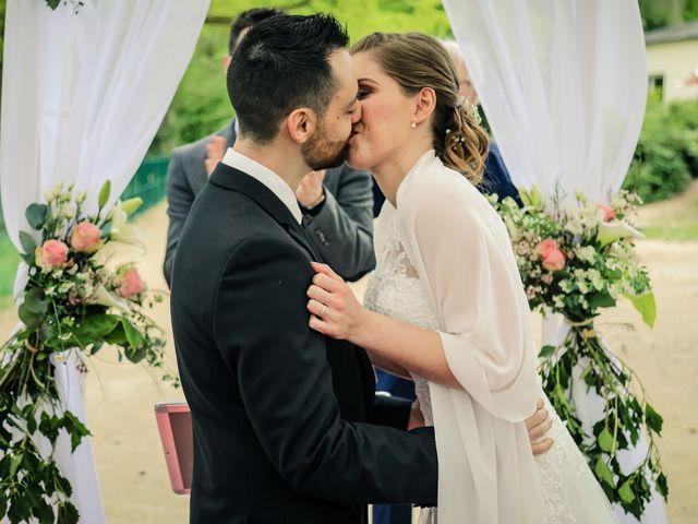 Le mariage de Christopher et Adeline à La Ville-du-Bois, Essonne 56