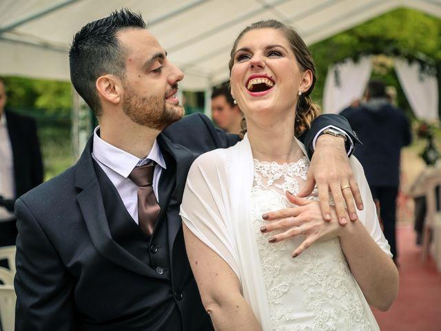 Le mariage de Christopher et Adeline à La Ville-du-Bois, Essonne 59