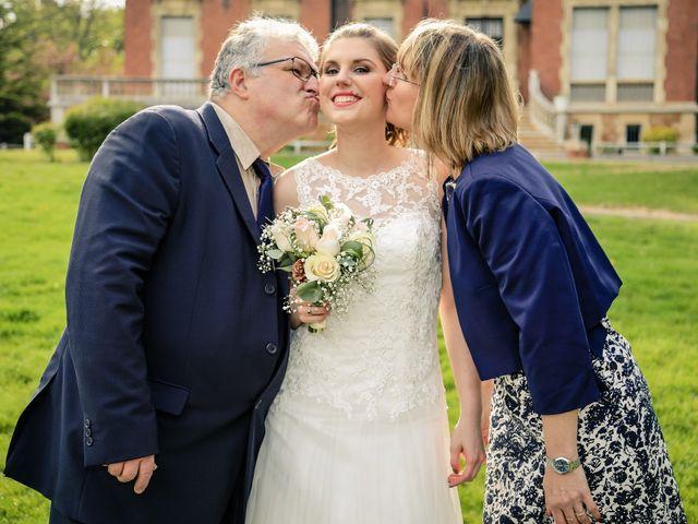 Le mariage de Christopher et Adeline à La Ville-du-Bois, Essonne 61