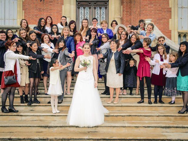 Le mariage de Christopher et Adeline à La Ville-du-Bois, Essonne 64