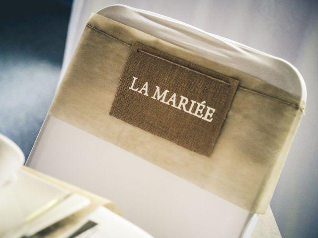 Le mariage de Christopher et Adeline à La Ville-du-Bois, Essonne 78