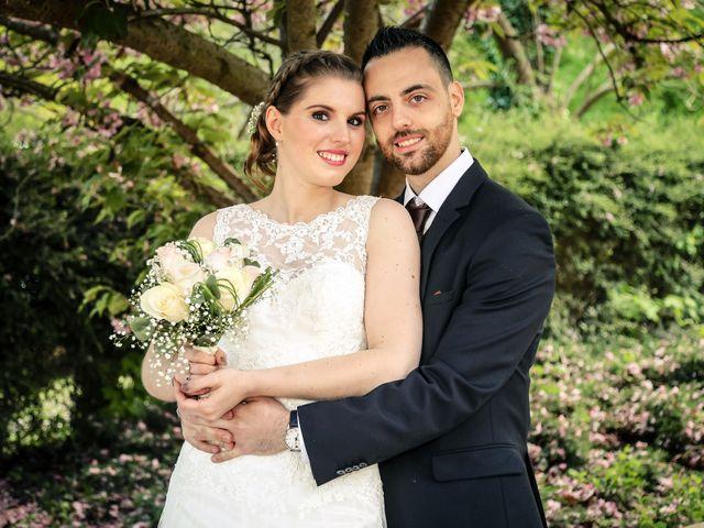 Le mariage de Christopher et Adeline à La Ville-du-Bois, Essonne 81