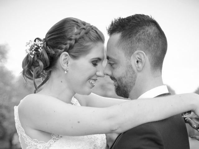 Le mariage de Christopher et Adeline à La Ville-du-Bois, Essonne 83