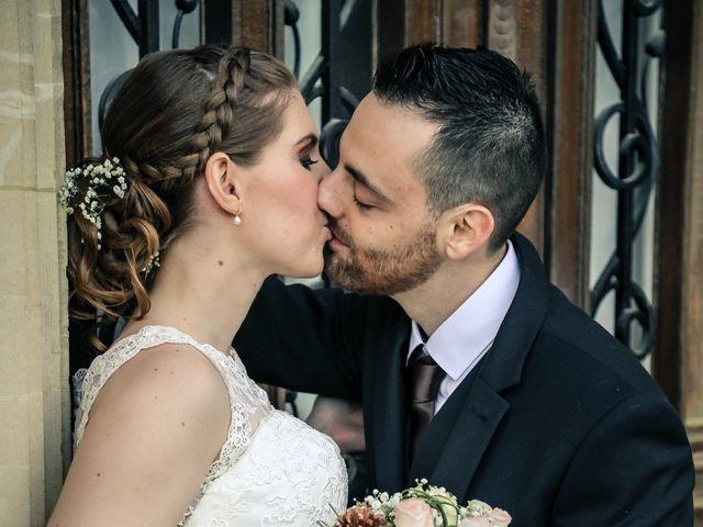 Le mariage de Christopher et Adeline à La Ville-du-Bois, Essonne 85
