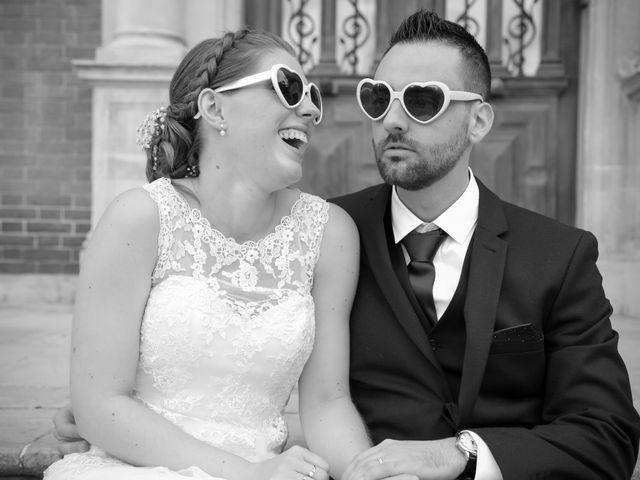Le mariage de Christopher et Adeline à La Ville-du-Bois, Essonne 88