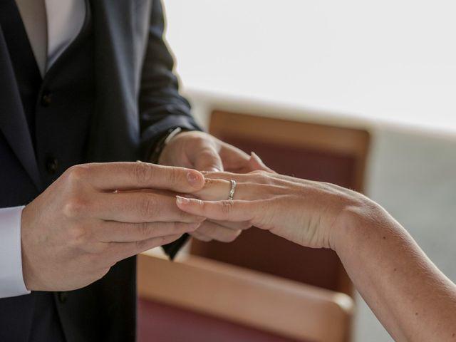 Le mariage de Eric et Mélody à Porticcio, Corse 1