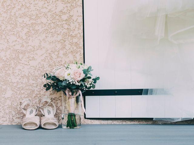 Le mariage de Lucas et Maéva à Saint-Geneys-près-Saint-Paulien, Haute-Loire 8