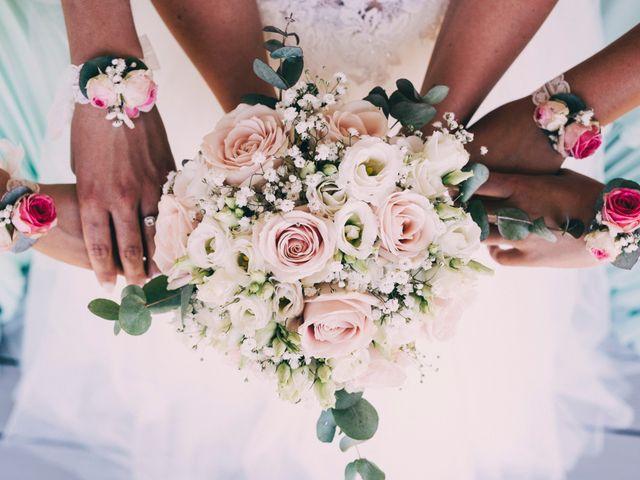 Le mariage de Lucas et Maéva à Saint-Geneys-près-Saint-Paulien, Haute-Loire 15