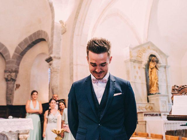 Le mariage de Lucas et Maéva à Saint-Geneys-près-Saint-Paulien, Haute-Loire 17