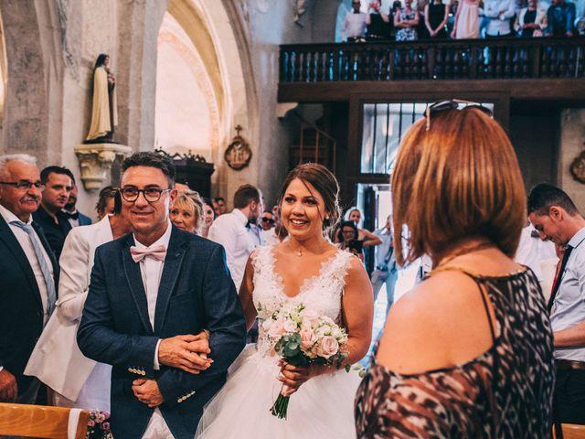 Le mariage de Lucas et Maéva à Saint-Geneys-près-Saint-Paulien, Haute-Loire 19