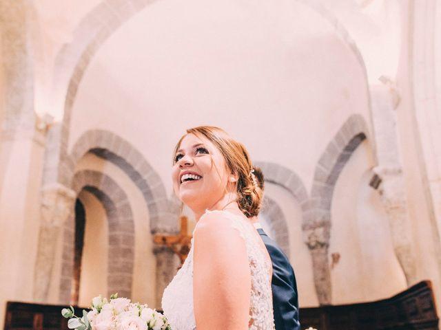 Le mariage de Lucas et Maéva à Saint-Geneys-près-Saint-Paulien, Haute-Loire 20