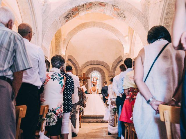 Le mariage de Lucas et Maéva à Saint-Geneys-près-Saint-Paulien, Haute-Loire 21