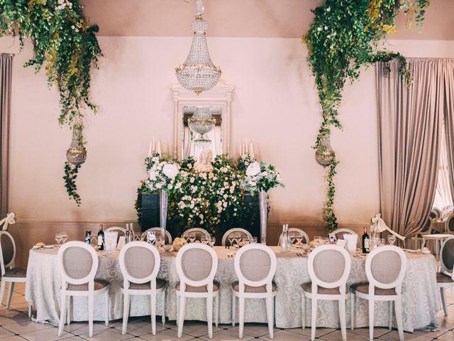 Le mariage de Lucas et Maéva à Saint-Geneys-près-Saint-Paulien, Haute-Loire 28