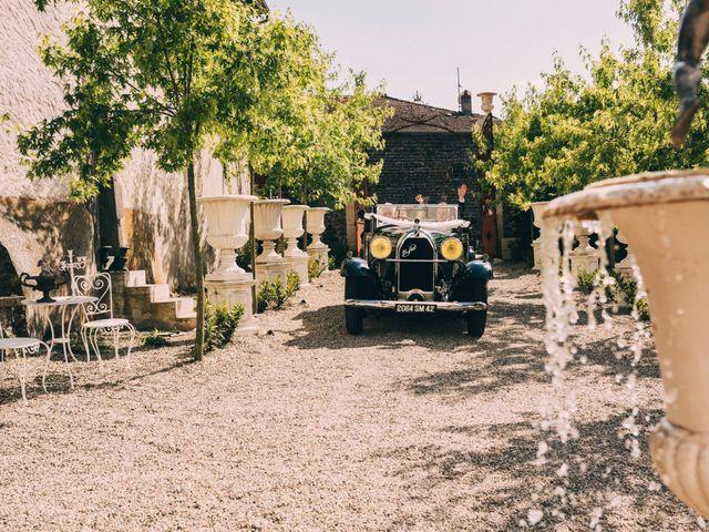 Le mariage de Lucas et Maéva à Saint-Geneys-près-Saint-Paulien, Haute-Loire 30