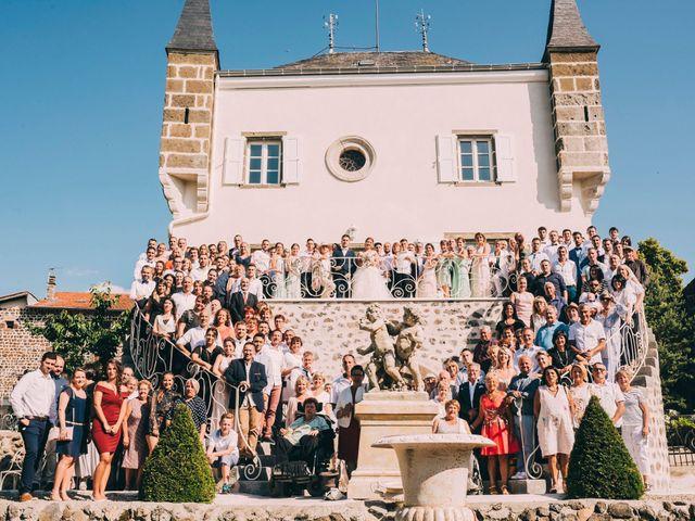 Le mariage de Lucas et Maéva à Saint-Geneys-près-Saint-Paulien, Haute-Loire 31