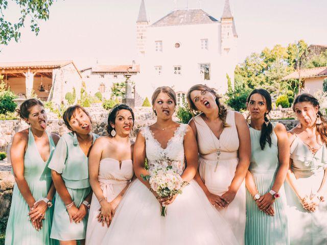 Le mariage de Lucas et Maéva à Saint-Geneys-près-Saint-Paulien, Haute-Loire 32
