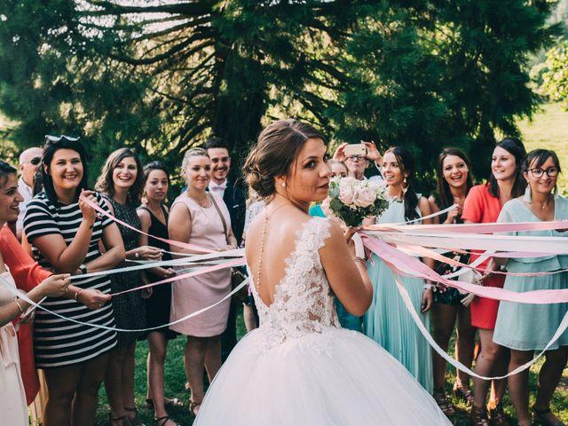 Le mariage de Lucas et Maéva à Saint-Geneys-près-Saint-Paulien, Haute-Loire 34