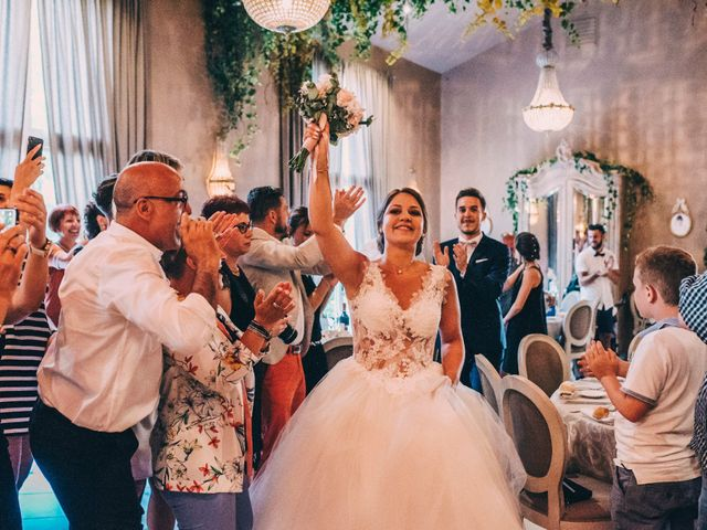 Le mariage de Lucas et Maéva à Saint-Geneys-près-Saint-Paulien, Haute-Loire 39