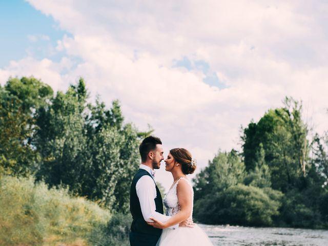Le mariage de Lucas et Maéva à Saint-Geneys-près-Saint-Paulien, Haute-Loire 43