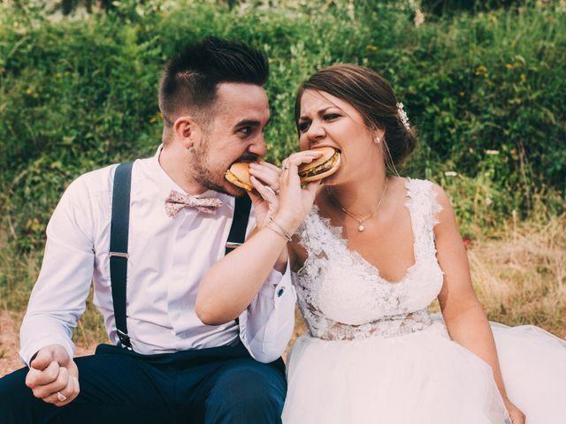Le mariage de Lucas et Maéva à Saint-Geneys-près-Saint-Paulien, Haute-Loire 48