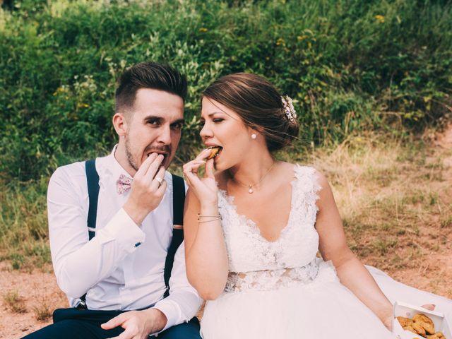 Le mariage de Lucas et Maéva à Saint-Geneys-près-Saint-Paulien, Haute-Loire 49