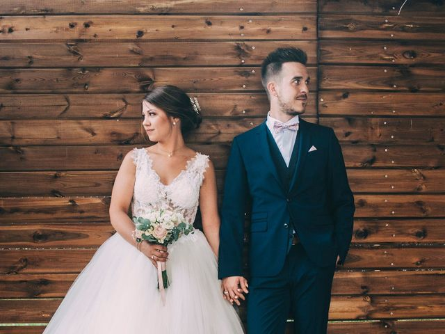 Le mariage de Lucas et Maéva à Saint-Geneys-près-Saint-Paulien, Haute-Loire 50
