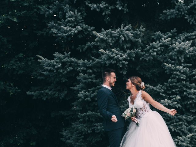 Le mariage de Lucas et Maéva à Saint-Geneys-près-Saint-Paulien, Haute-Loire 52