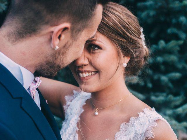 Le mariage de Lucas et Maéva à Saint-Geneys-près-Saint-Paulien, Haute-Loire 53
