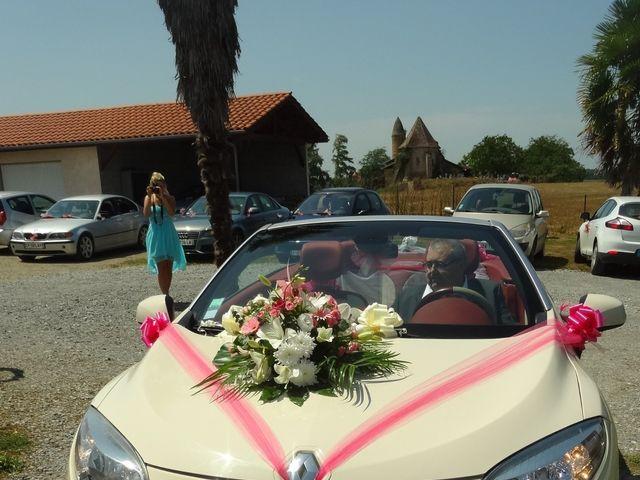 Le mariage de Christophe et Sandra  à Madiran, Hautes-Pyrénées 4