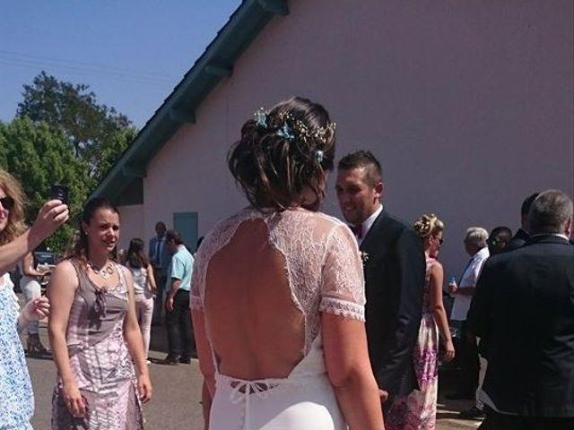 Le mariage de Christophe et Sandra  à Madiran, Hautes-Pyrénées 5