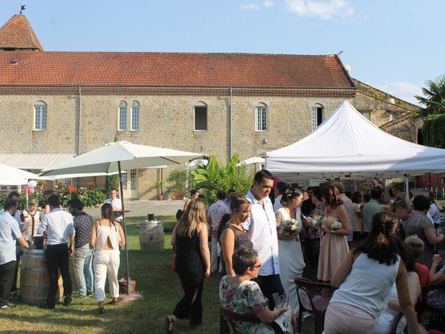 Le mariage de Christophe et Sandra  à Madiran, Hautes-Pyrénées 6