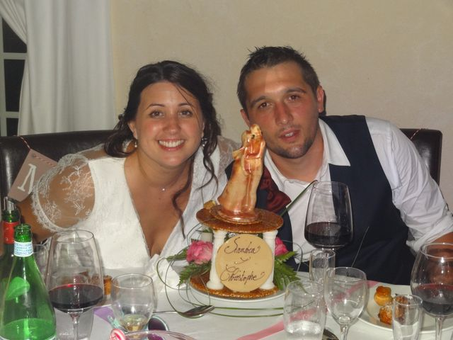 Le mariage de Christophe et Sandra  à Madiran, Hautes-Pyrénées 1