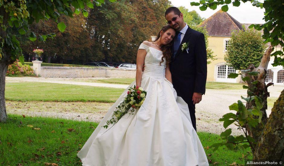 Le mariage de Eric et Anna à Vieux-Fumé, Calvados